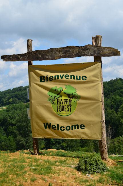 Happy Forest - Département de Lot-et-Garonne